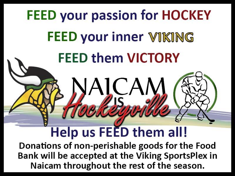 Feed Them Hockeyville